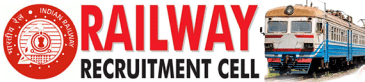 Image result for railway recruitment cell logo