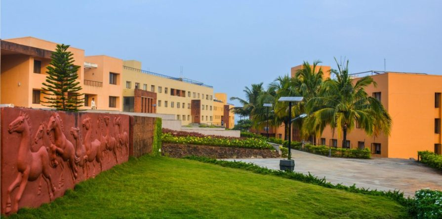 Goa Institute of Management Campus in Sanquelim