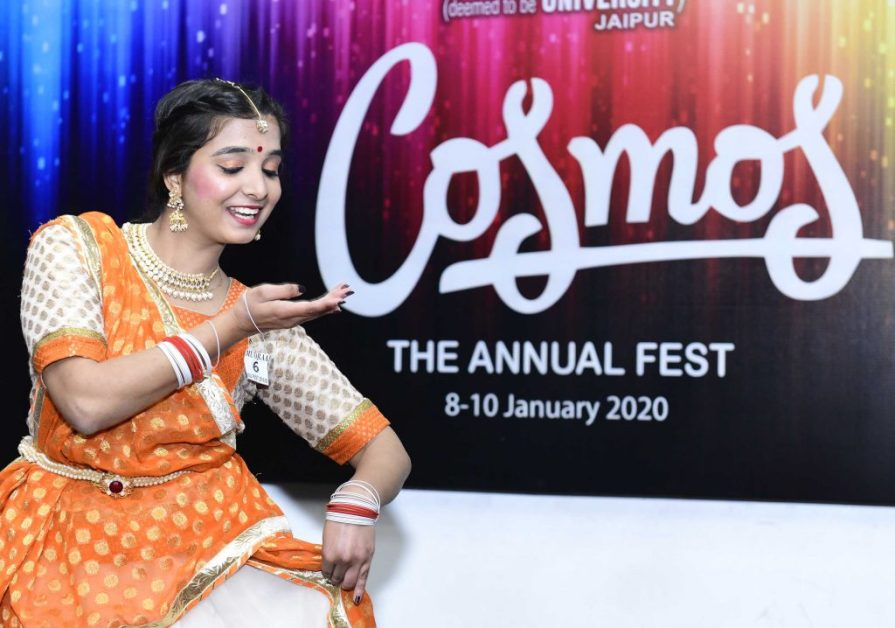 COSMOS' 2020: Annual Cultural Fest inaugurated at IIS (deemed to be University)