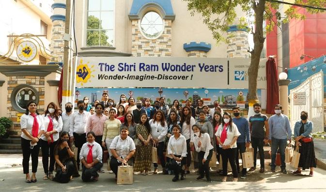 The Shri Ram Wonder Year