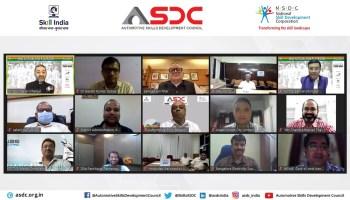 ASDC bags silver in SKOCH awards for Skilling