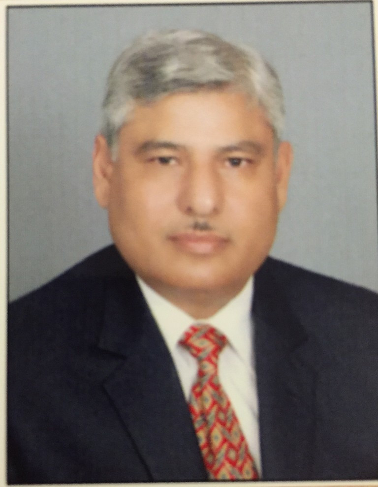Prof M U Rabbani