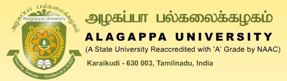 Alagappa University Postdoctoral Fellowship , Dates