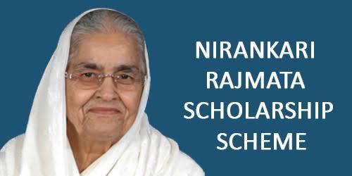 Nirankari Rajmata Scholarship Scheme 2019-20