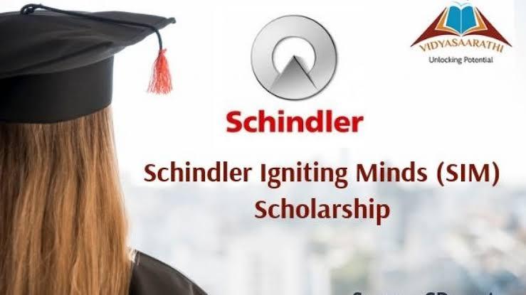 Schindler Igniting Mind Scholarship Programs 2019, Application, Dates