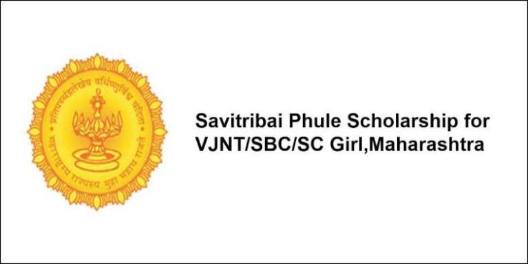 Savitribai Phule Scholarship for VJNT/SBC/SC Girl, Maharashtra 2017-18