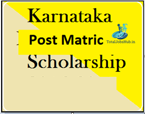 Post-Matric Scholarship for Minorities of Karnataka 2017