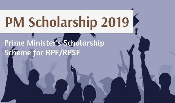 Prime Minister's Scholarship Scheme for RPF/RPSF 2019-20