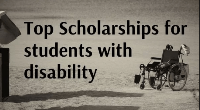 Top Class Education Scholarship Scheme for Students with Disabilities 2019 for Graduate, Postgraduate and Diploma Level