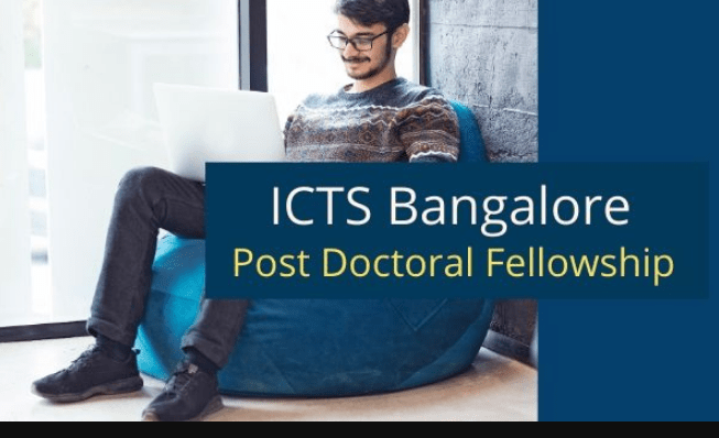 ICTS Bangalore Post Doctoral Fellowship in Physics and Mathematics 2019