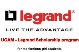 Legrand Scholarship