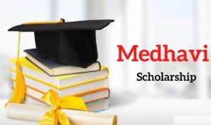 medhavi national scholarship