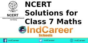 Solutions Class 7 Maths