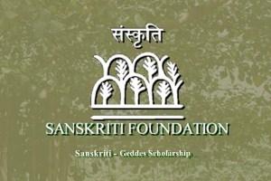 Sanskriti Foundation Geddes