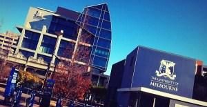 University of Melbourne Australia