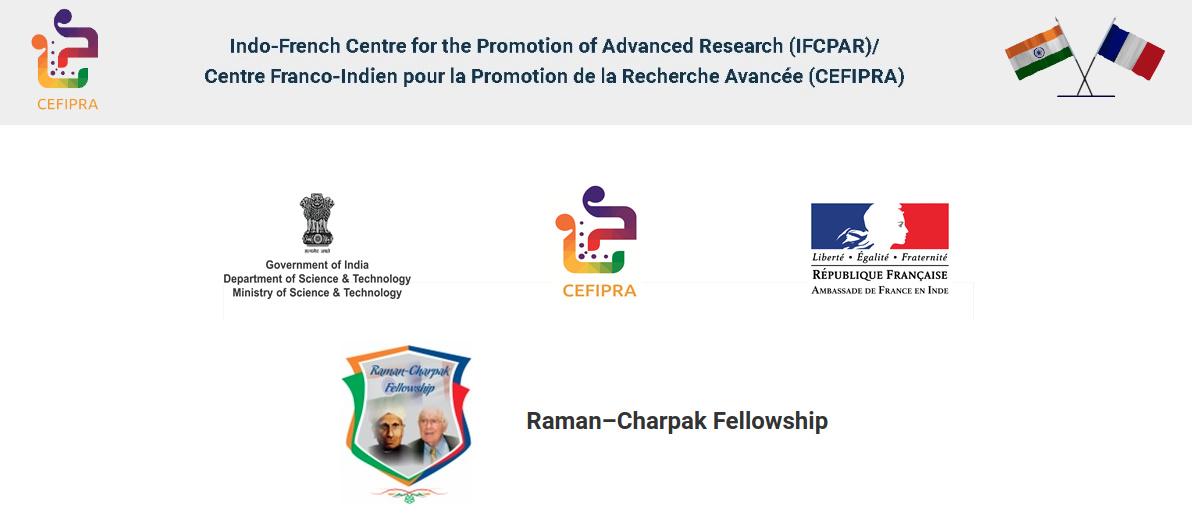Raman–Charpak Fellowship