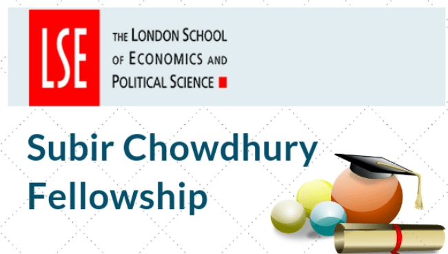 Subir Chowdhury Post Doctoral Fellowship on Quality and Economics 2019