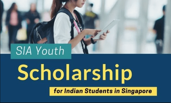 SIA Youth Scholarship 2019 for Indian Students in Singapore
