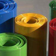 bobines matière couleur Aliplast