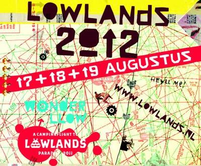 Programma Lowlands 2012