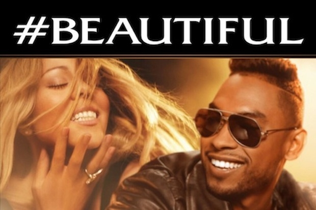 De nieuwe single van Mariah Carey is Beautiful!