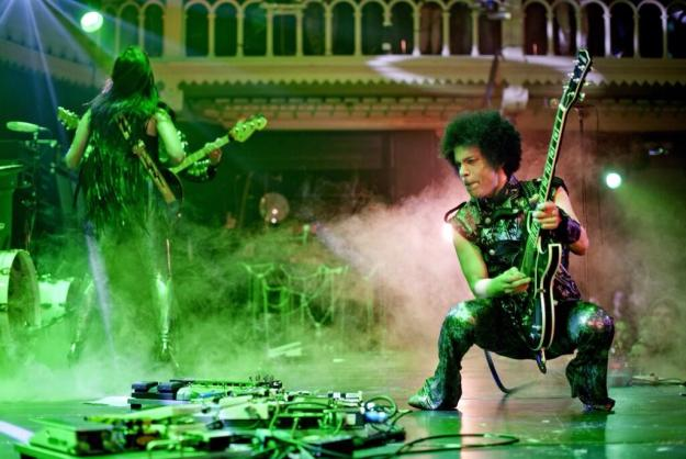 Prince in Paradiso