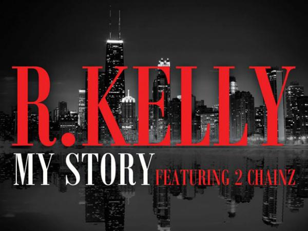 R. Kelly-My Story van het nieuwe album Black Panties