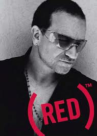 Bono foundation Red