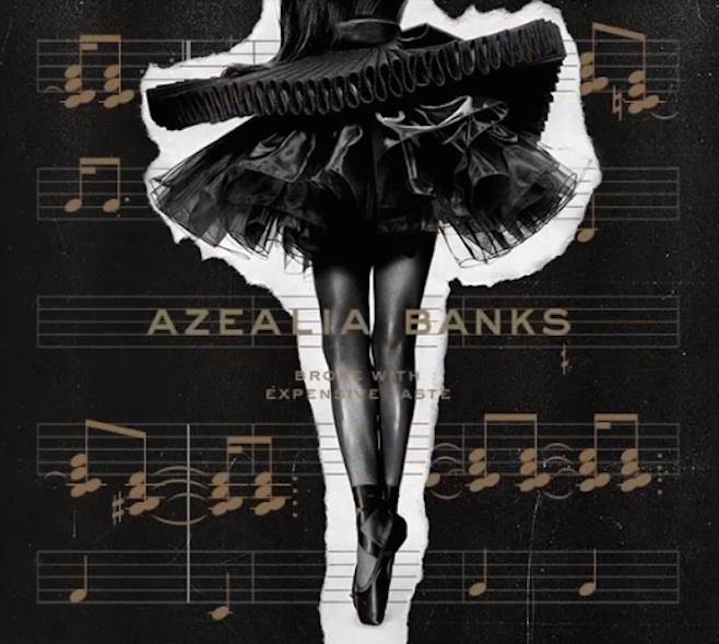 Azealia Banks en debuutalbum Broke With Expensive Taste