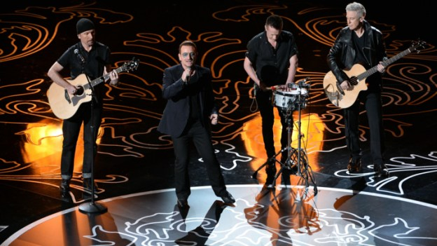 U2 is de band die het langst actief is met de originele line-up