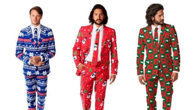 Ugly Christmas kerstkostuum