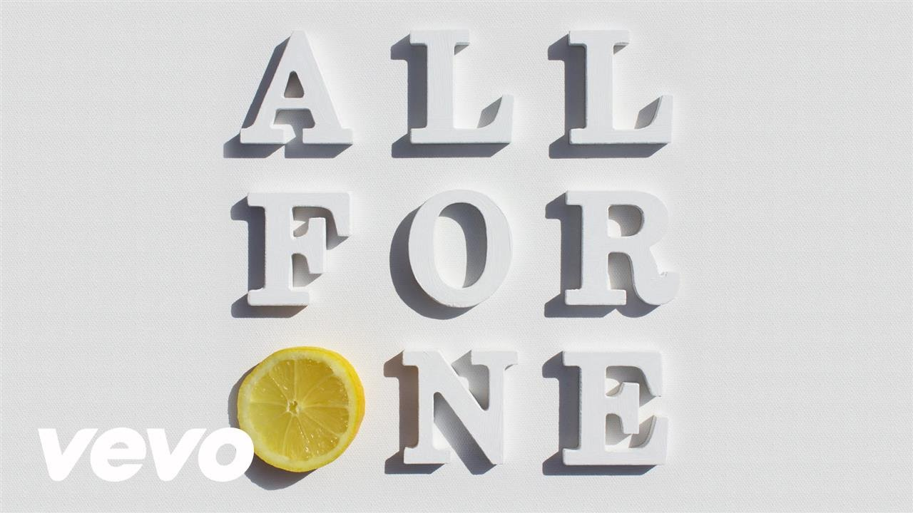 The Stone Roses-All For One