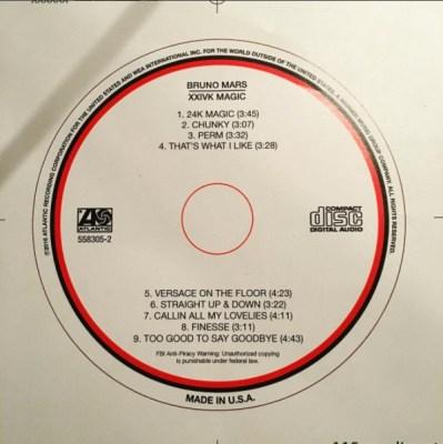 bruno-mars-24k-magic-tracklisting