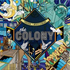 Recensie Tamara Woestenburg-The Colony