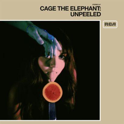 Recensie Cage The Elephant-Unpeeled