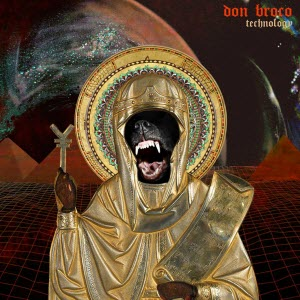 Don Broco-Technology Artwork