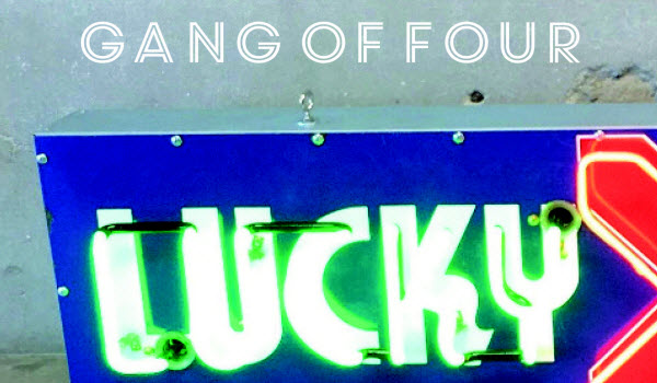 Gang of Four Lucky Single