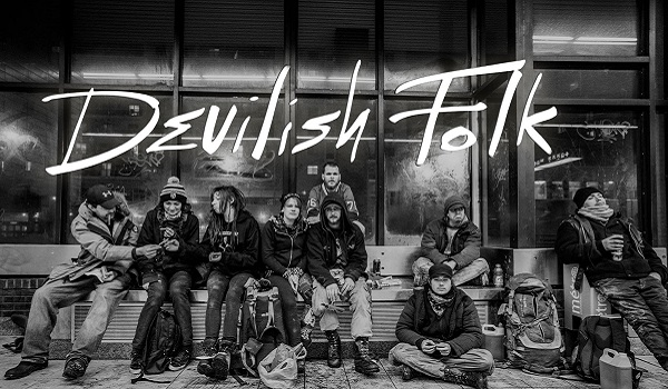 The Damn Truth-Devilish Folk