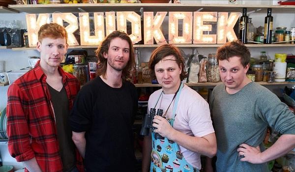 Kruidkoek kondigt nieuw album Garagejazz aan met single Pingu