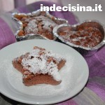 Muffin al cioccolato light
