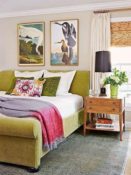 Bedroom Ideas 2021 Green