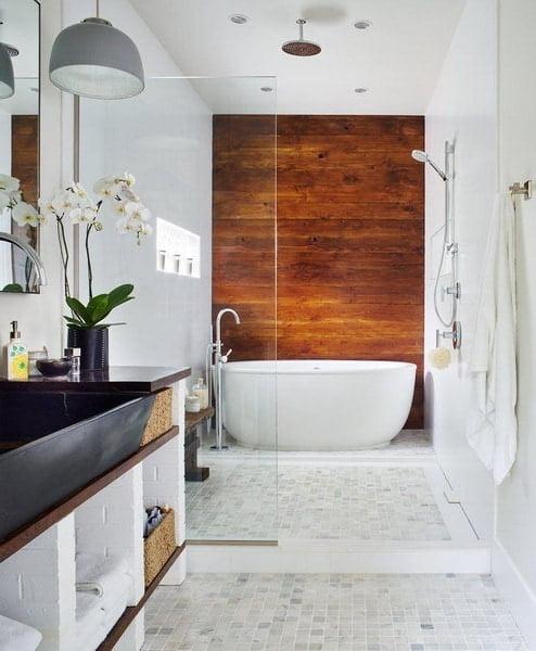Beautiful Bathroom Design Trends 2021