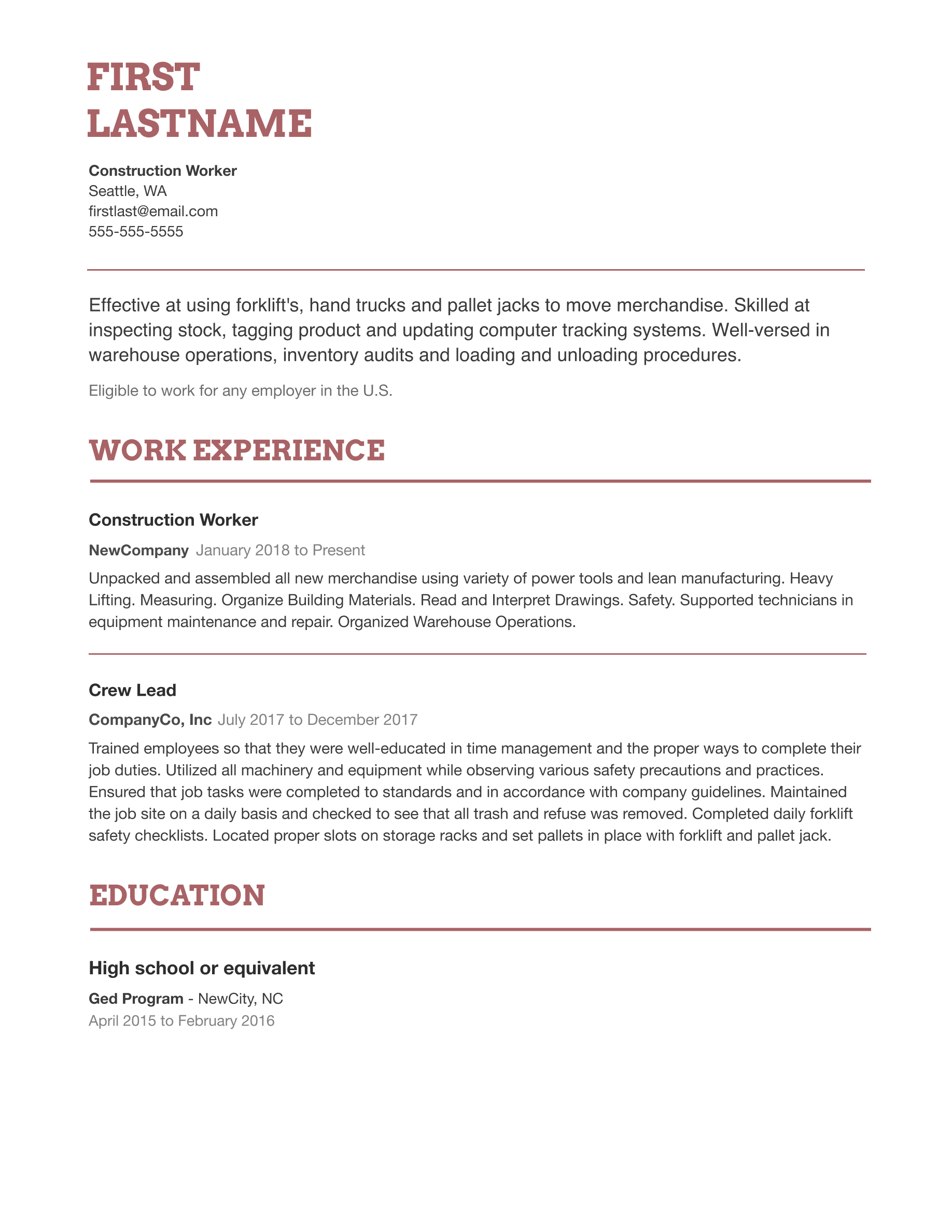 Resumonk is one of the best free resume maker available right now. Free Professional Resume Templates Indeed Com