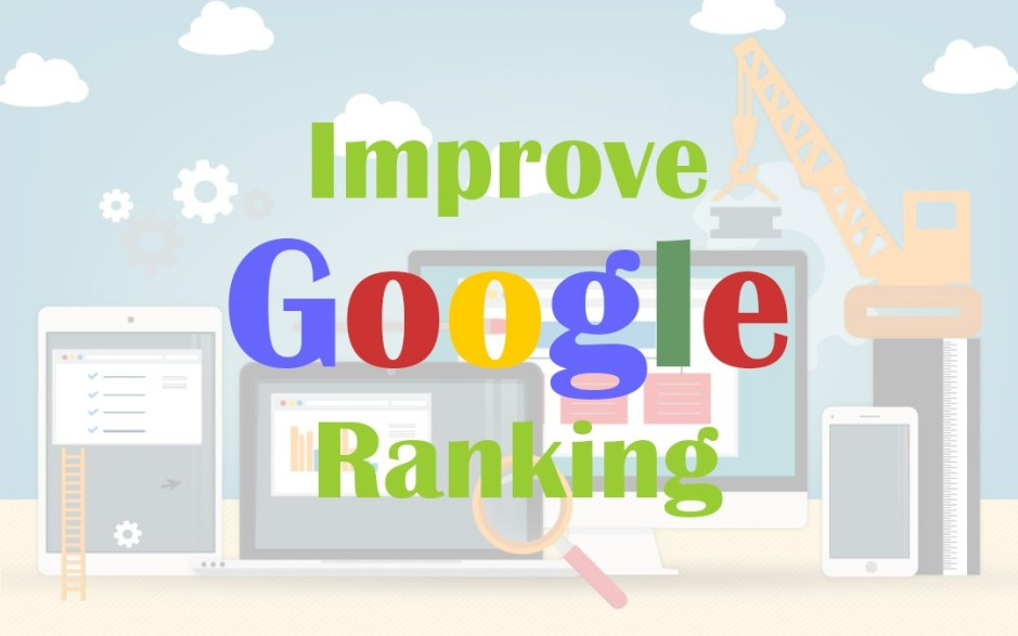 Improve Google Ranking with Best SEO Company in India
