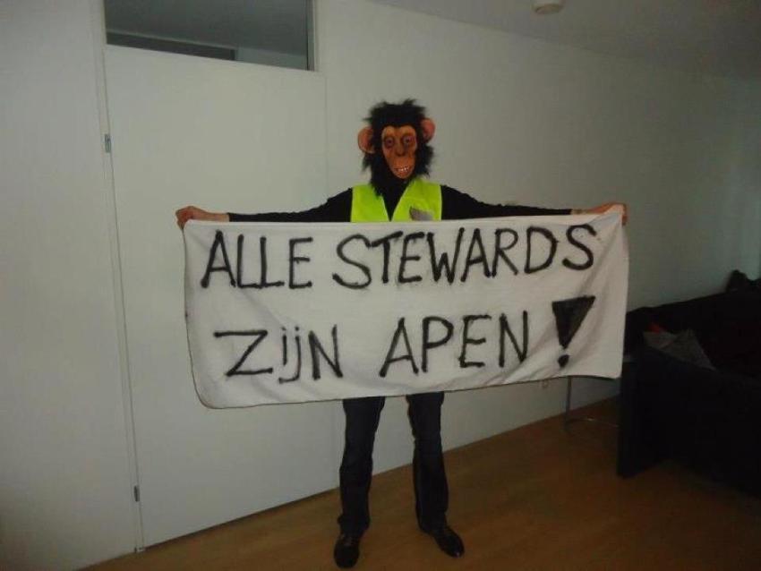 stewards apen