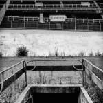 Het Olympisch Stadion in de jaren '90