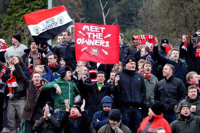 Meet the owners - FC United of Manchester