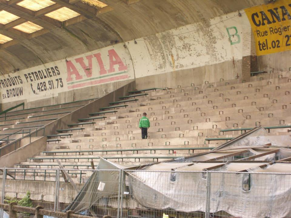 Stade du Crossing - Crossing Schaerbeek