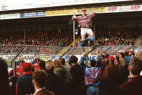 1992: Go Ahead Eagles-Feyenoord