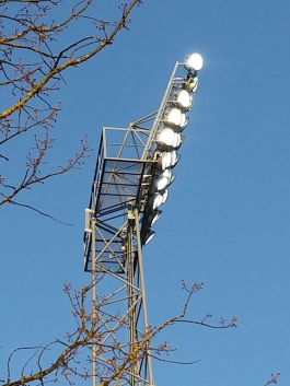 Voor de stadionlampenfetisjisten